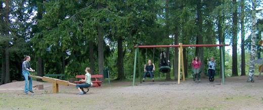 tämä puisto vallattiin... ja kukaan ei sit tunnusta yhtään mitään!
