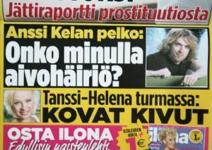 Iltalehden lööppi 2.8.2008
